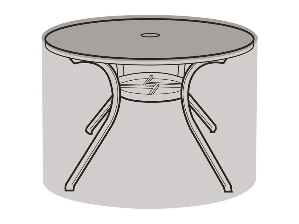 Garland 4 Seater Round Table Cover