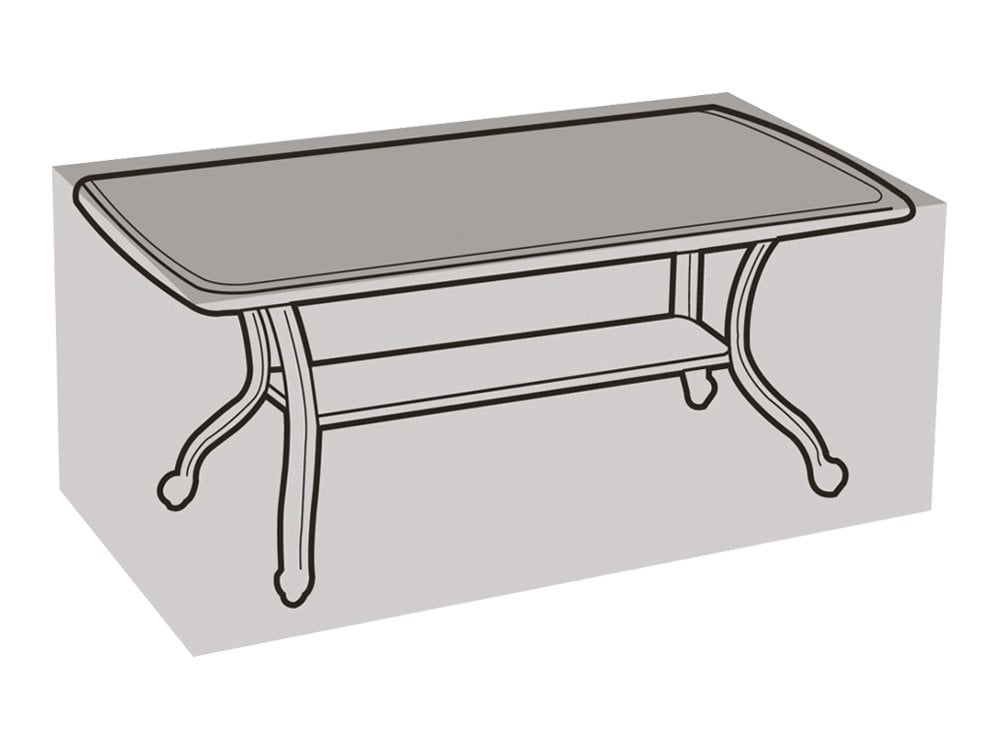 Garland 6 Seater Rectangular Table Cover