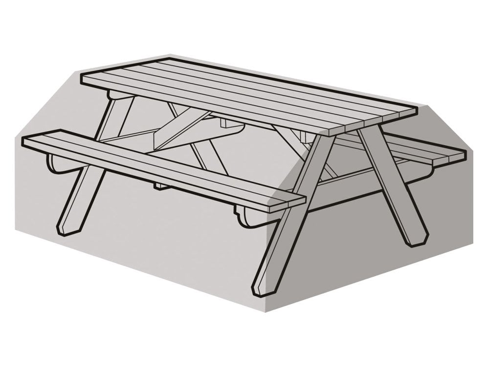 8 Seater Picnic Bench Garden Furniture Covers